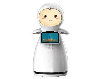 迎宾机器人-小雪
