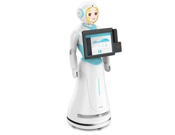 大坪AliceAlice迎宾机器人