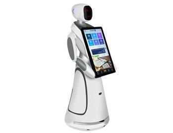 Amy迎宾机器人