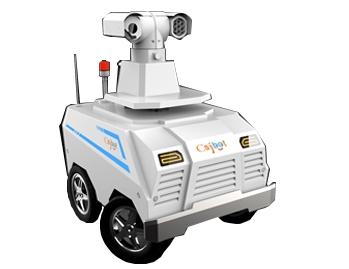大坪巡逻机器人